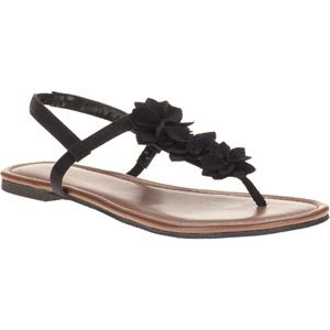 0f14e594a2e Faded Glory Women s Flo Flower Strap Thong Sandals. I love these shoes. So  comfy!!