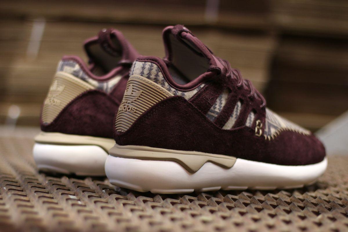 Nike shoe · adidas Tubular Moc Runner
