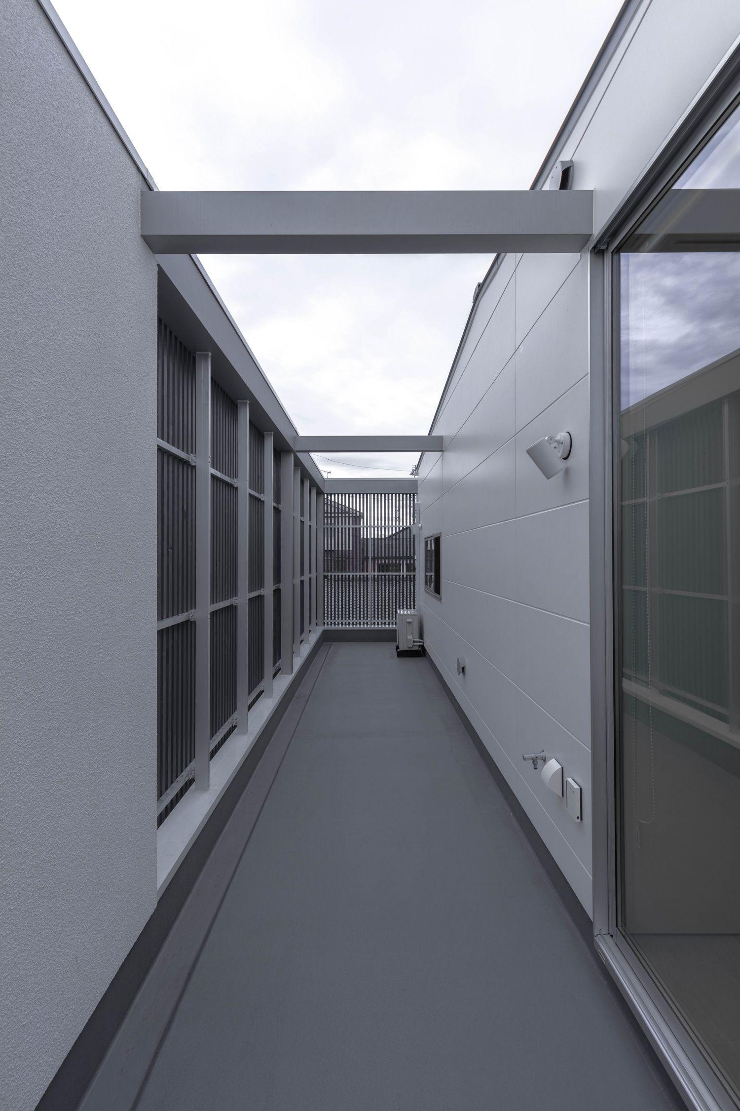Case470 House Asian Horizontal フリーダムアーキテクツデザイン 建築設計事務所 建築