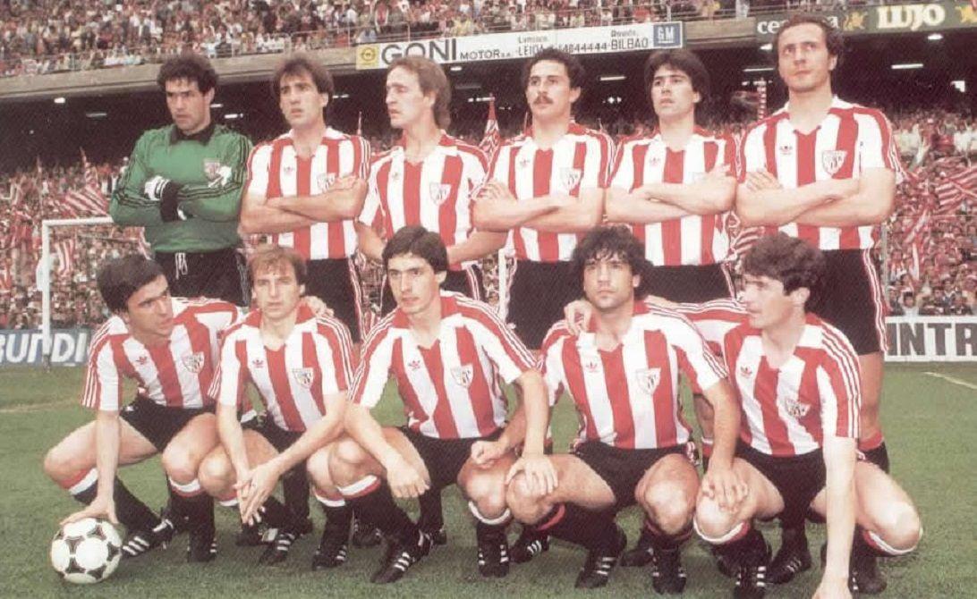 Athletic Club Bilbao,Campeón de la Liga 1984.