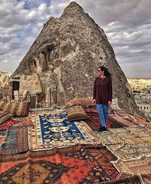 Koza Cave Hotel Seeyou Turkey