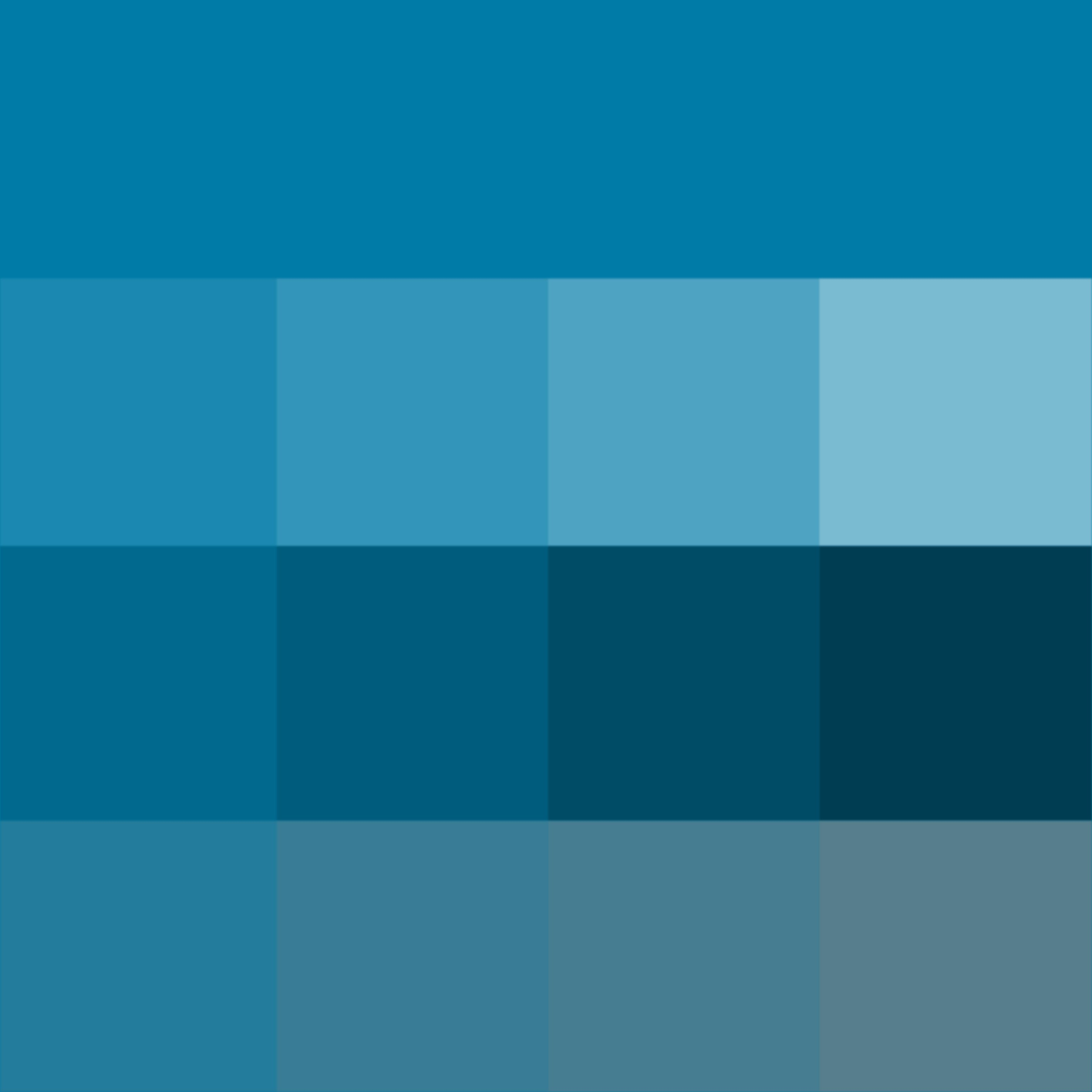 cerulean (web) - hue ( pure color ) with tints (hue + white