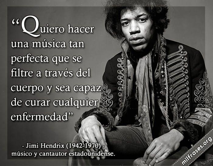 James Marshall Jimi Hendrix Músico Y Cantautor