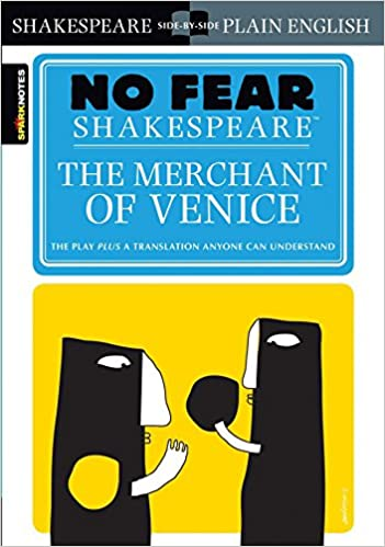 Amazon Com The Merchant Of Venice Sparknote No Fear Shakespeare Volume 10 9781586638504 S In 2020 William Plays Text With Paraphrase Pdf