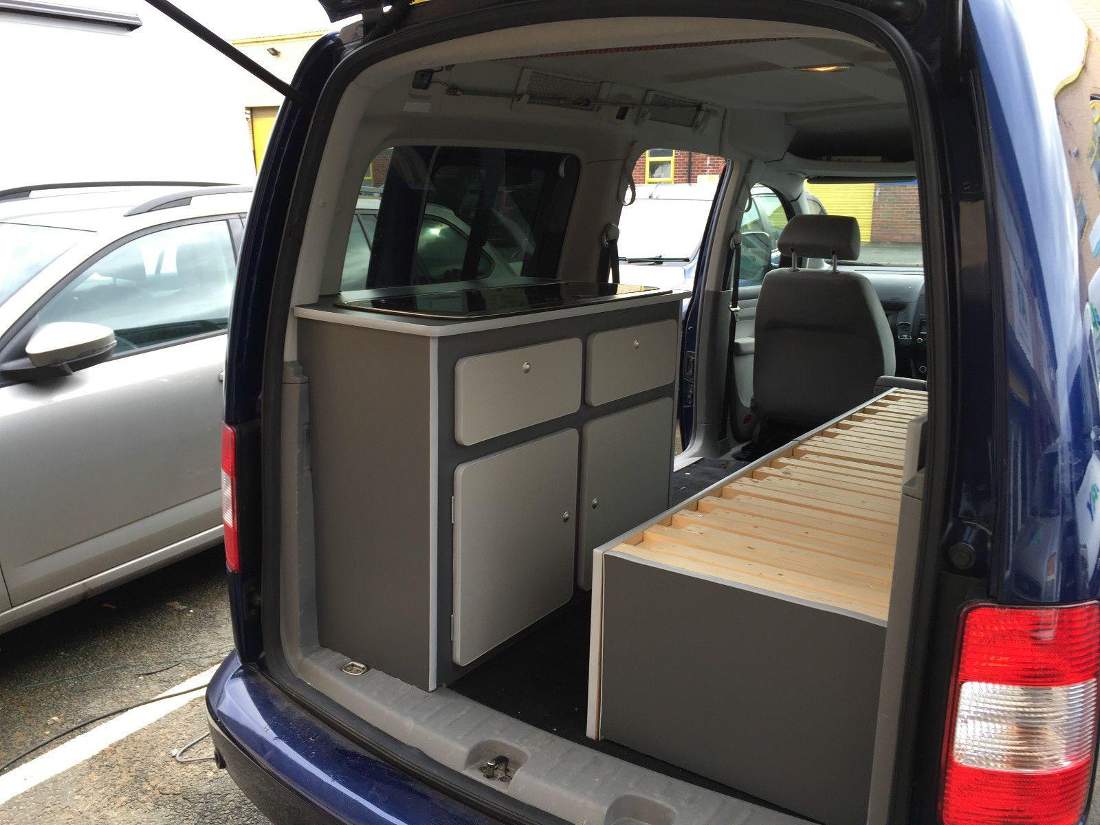 Fiat Doblo Vw Caddy Peugeot Partner Micro Campervan Conversion