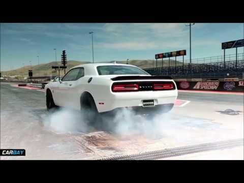 2019 Dodge Challenger Rt Scat Pack 1320 Overview Car Video Dodge