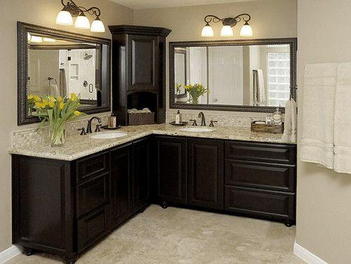 Master Bath Remodel - Traditional - Bathroom - Houston - By Carla Aston