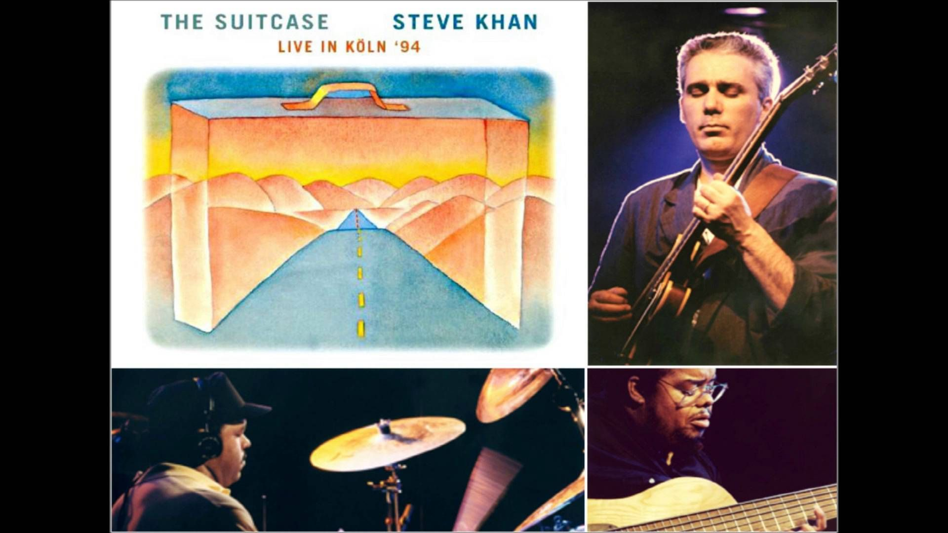 Steve Khan, Anthony Jackson & Dennis Chambers - The Suitcase - Live In K...