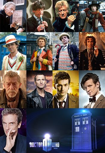 Images of all 12 Doctors from doctor who - Bing Images #12doctor