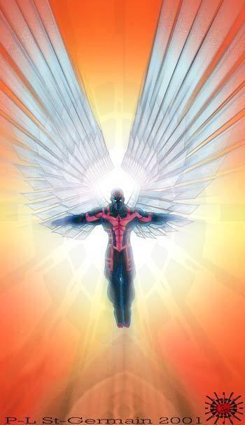 Archangel - X-Men - Archangel | Archangels, Marvel ...