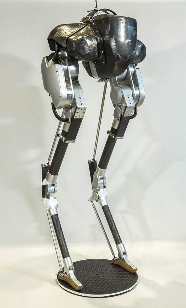 Cassie is a dynamic bipedal robot developed by Agility Robotics from Oregon State University.