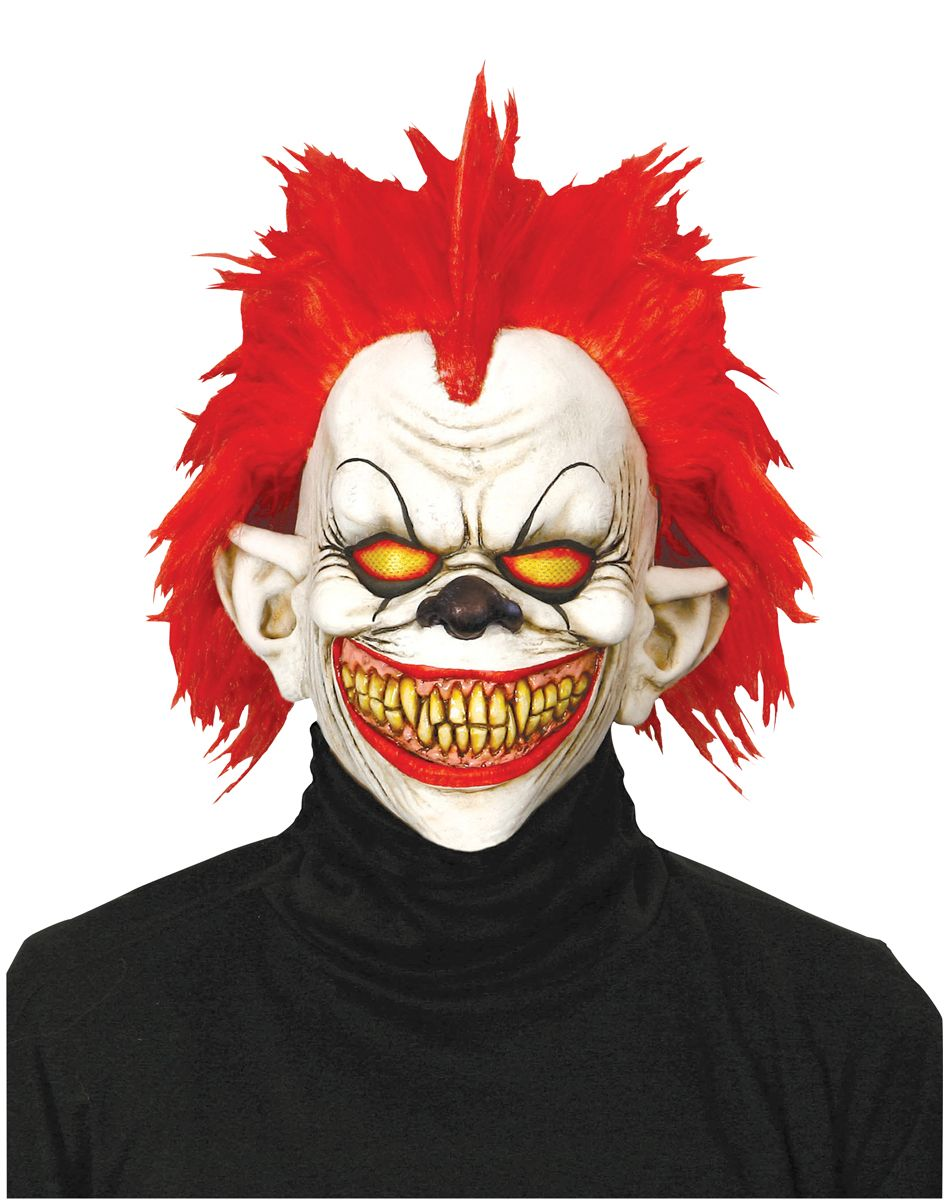 Sinister Shop Baffles Mask. | Who Let The Clowns Out? | Pinterest ...