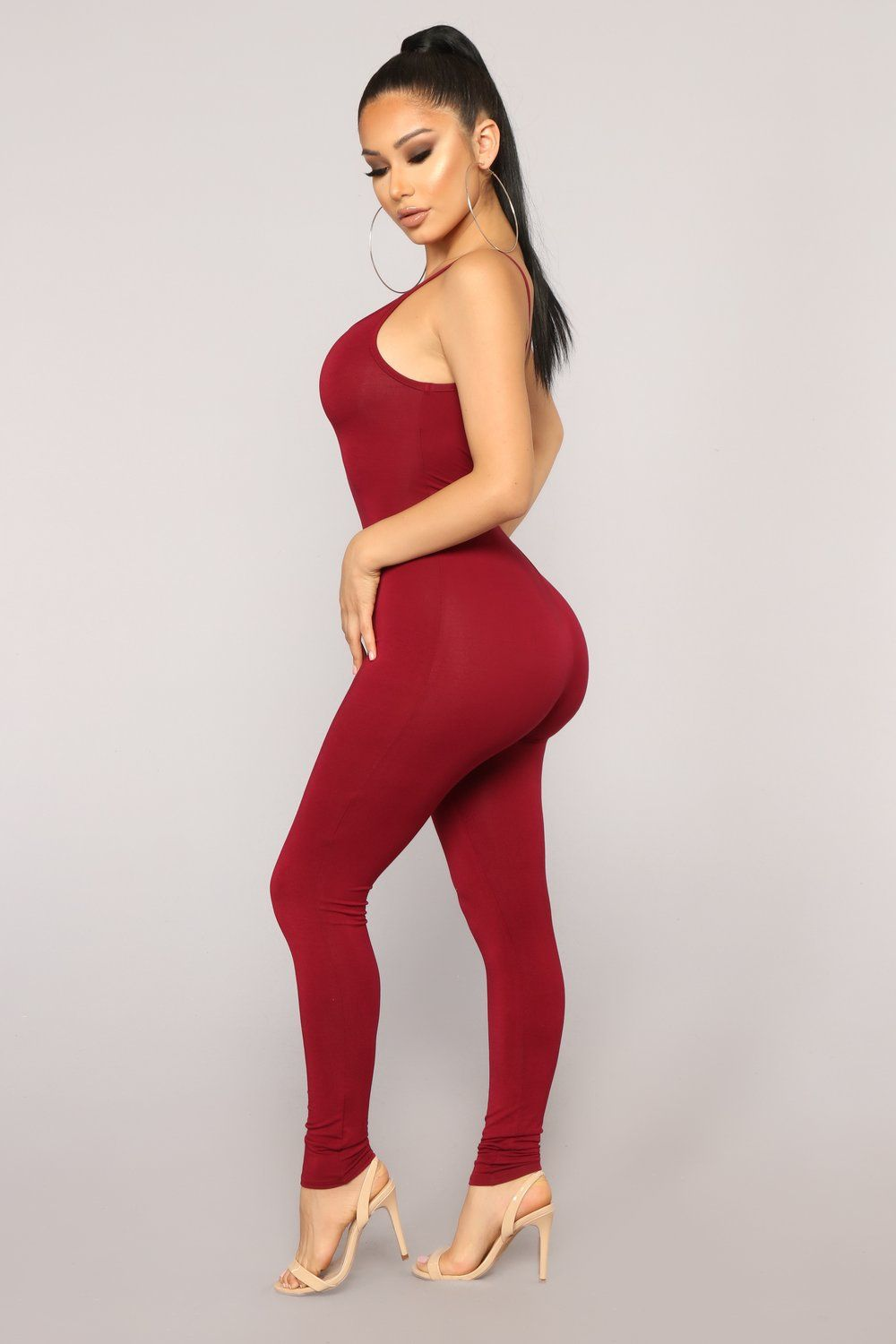 89edbf061cc9 Nova season jumpsuit burgundy fashion nova pinterest jpg 1000x1500 Fashion  nova burgundy jumpsuit