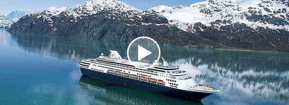 Alaska Inside Passage Cruises & Glacier Bay Cruises