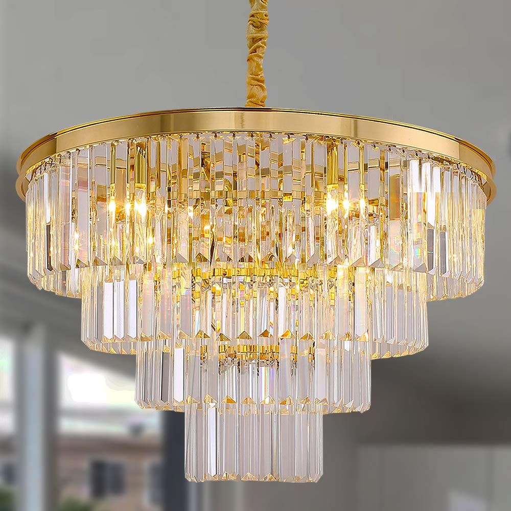 Pin By Fil Motel On Apartment Decor In 2020 Modern Crystal Chandelier Ceiling Pendant Lights Contemporary Chandelier