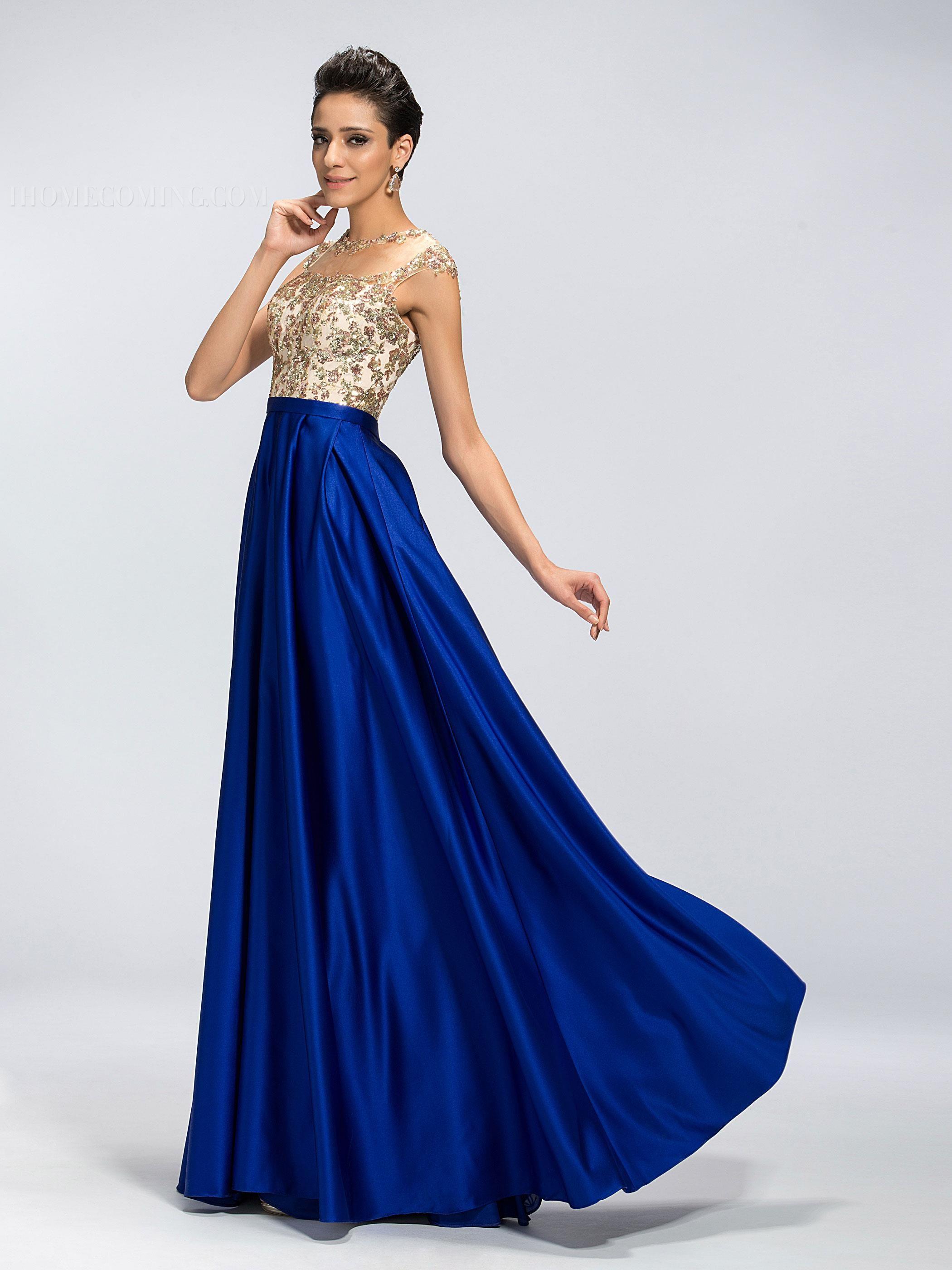 Imagenes de vestidos para recepcion 2014