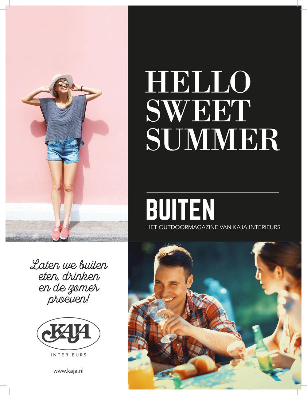 Buitenmagazine Kaja Interieurs 2017   Buiten magazine 2017   Pinterest