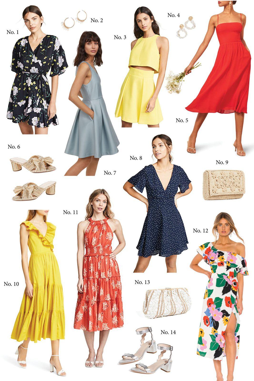 Wedding Guest Dress Ideas For Every Event On Your Calendar This Season Hello Adams Fa Wedding Guest Dress Summer Wedding Guest Dress Fall Wedding Guest Dress [ 1600 x 1067 Pixel ]
