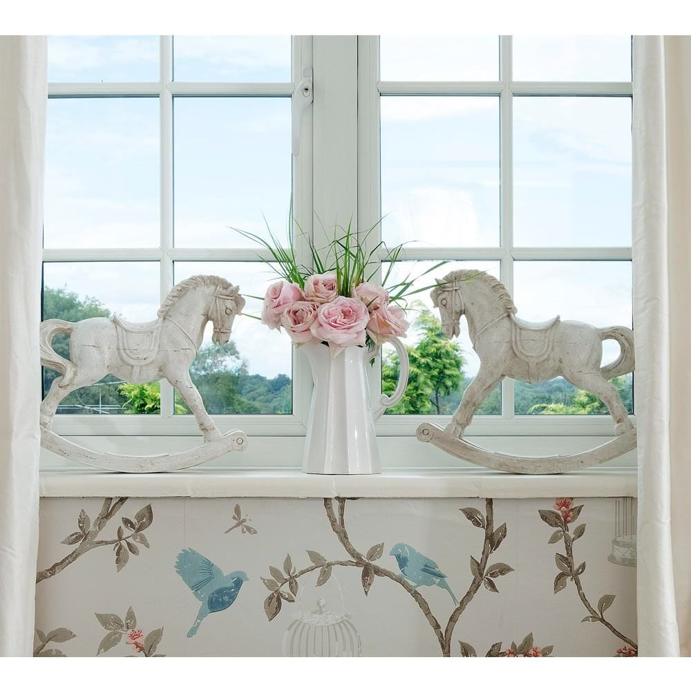 Miniature Rocking Horse Home Decor The French Bedroom