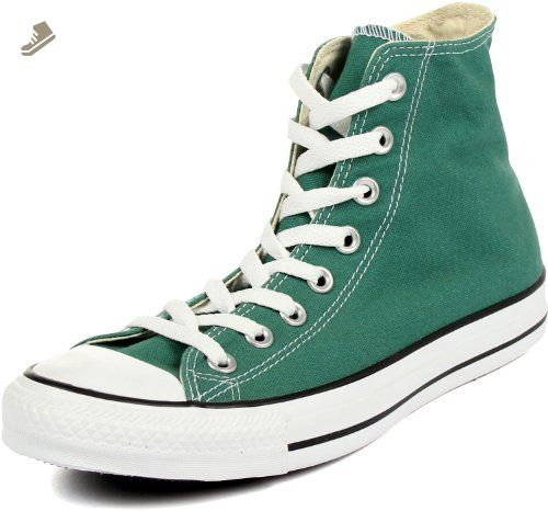 Converse Chuck Taylor All Star 136504F Forest Green Hi Top Shoe.