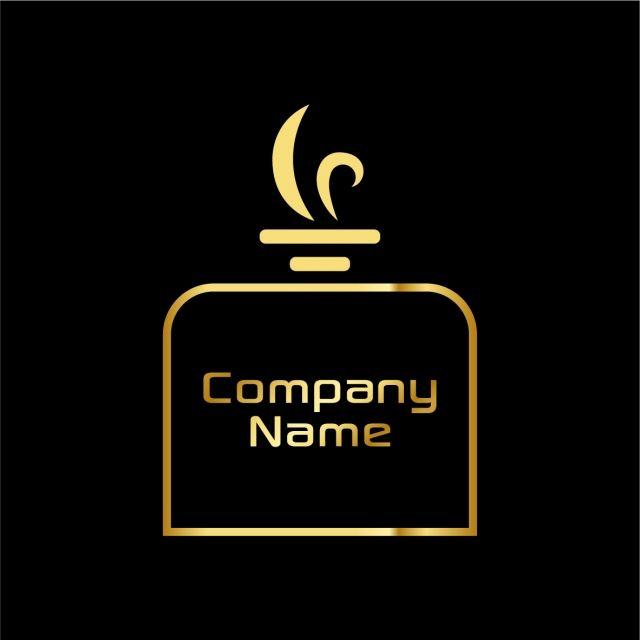 Luxury Perfume Logo Template: Perfume Logo , Branding Design Logo