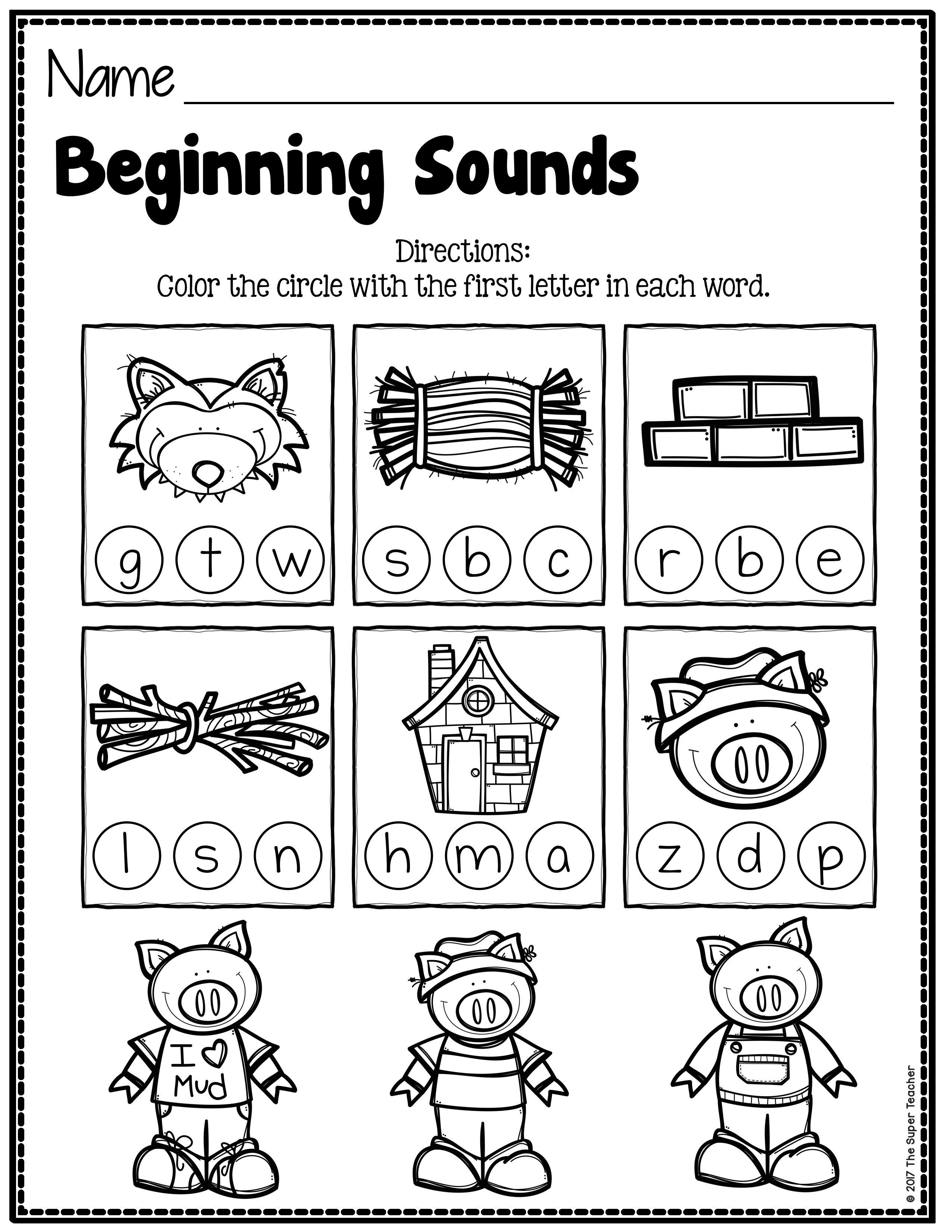 Image Result For Little Red Riding Hood Worksheets For