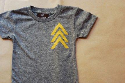 bchildrenswear | military stripe t