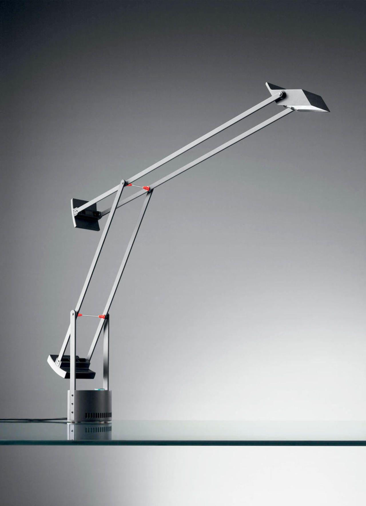 Richard Sapper • Tizio, LED desk lamp for Artemide, 2008