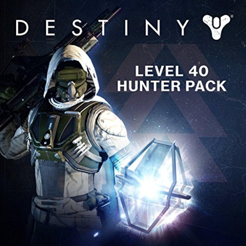 Destiny level 40 hunter pack ps4 digital code ps4