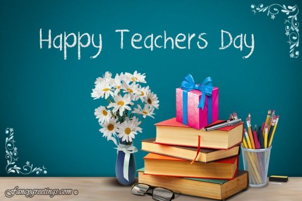 Teachers Day In 2020 Teachers Day Wishes Happy Teachers Day Teachers Day Greeting Card