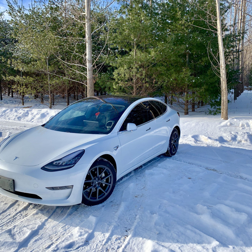 Tesla Model 2020 Awesome Tesla Model 3 Awd In the Winter