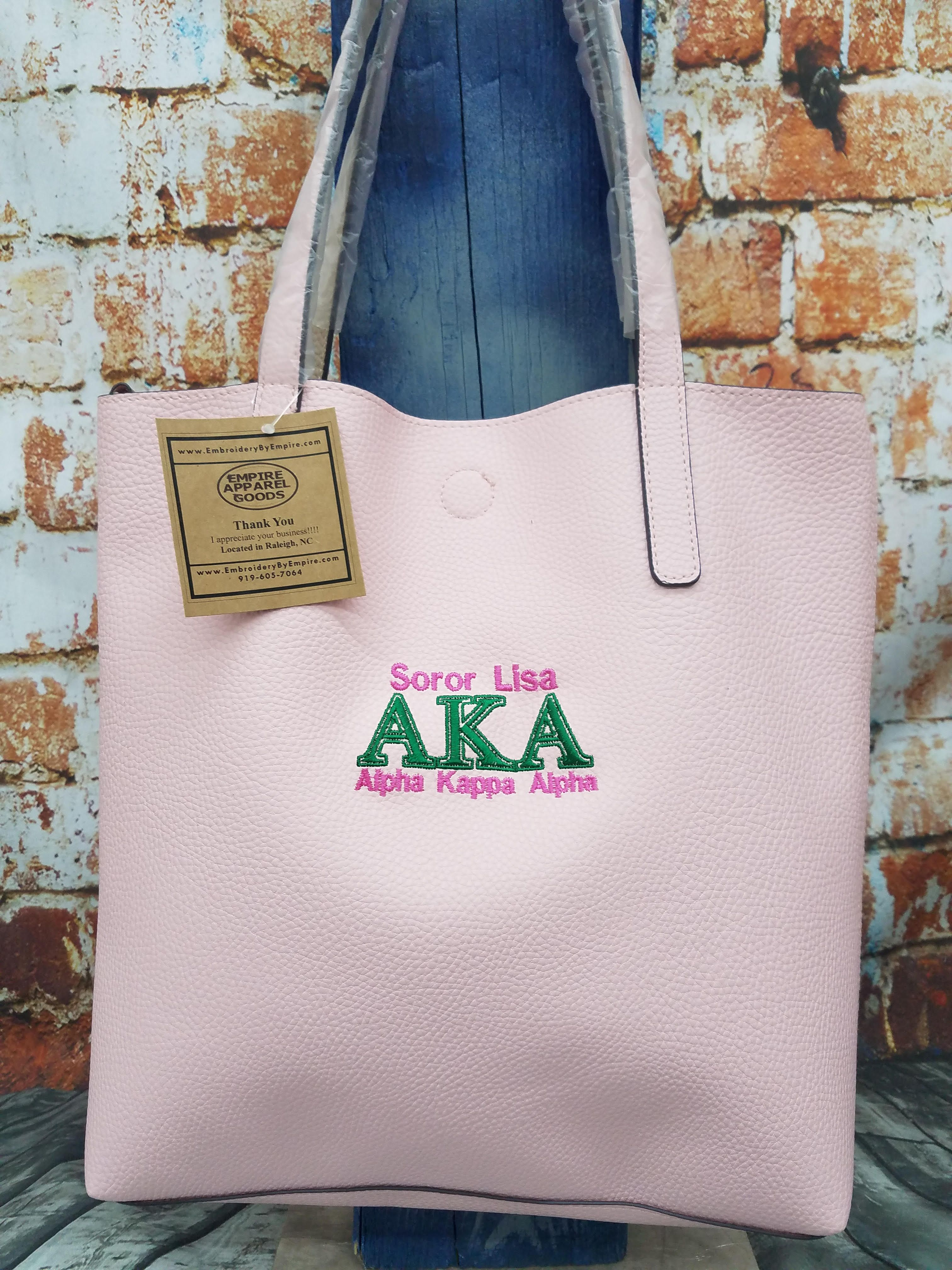 Pin by Empire Embroidery and Apparel on AKA Alpha Kappa