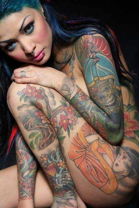 Classic nude boobs