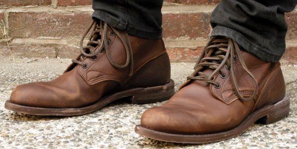 Mens Brown Boots Fashion - Cr Boot