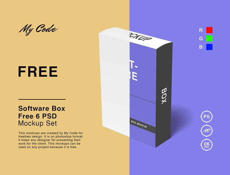 Free Software Box Mockup Free Design Resources Como Fazer Um Texto Mockup Software