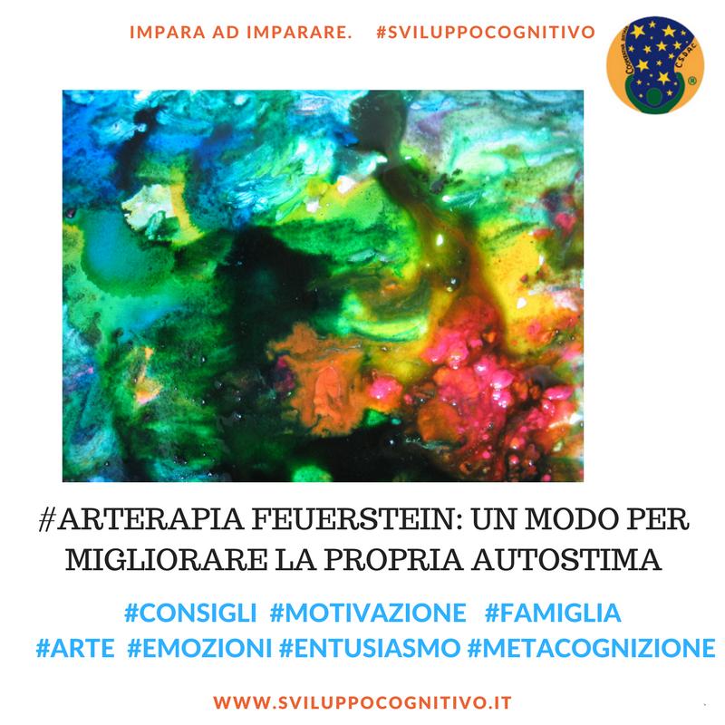 L'#arteterapia aiuta l'introspezione e il soliloquio interiore promossi da #feuerstein. Vi attendiamo presso #sviluppocognitivo! #arte #BES https://tinyurl.com/znouefj