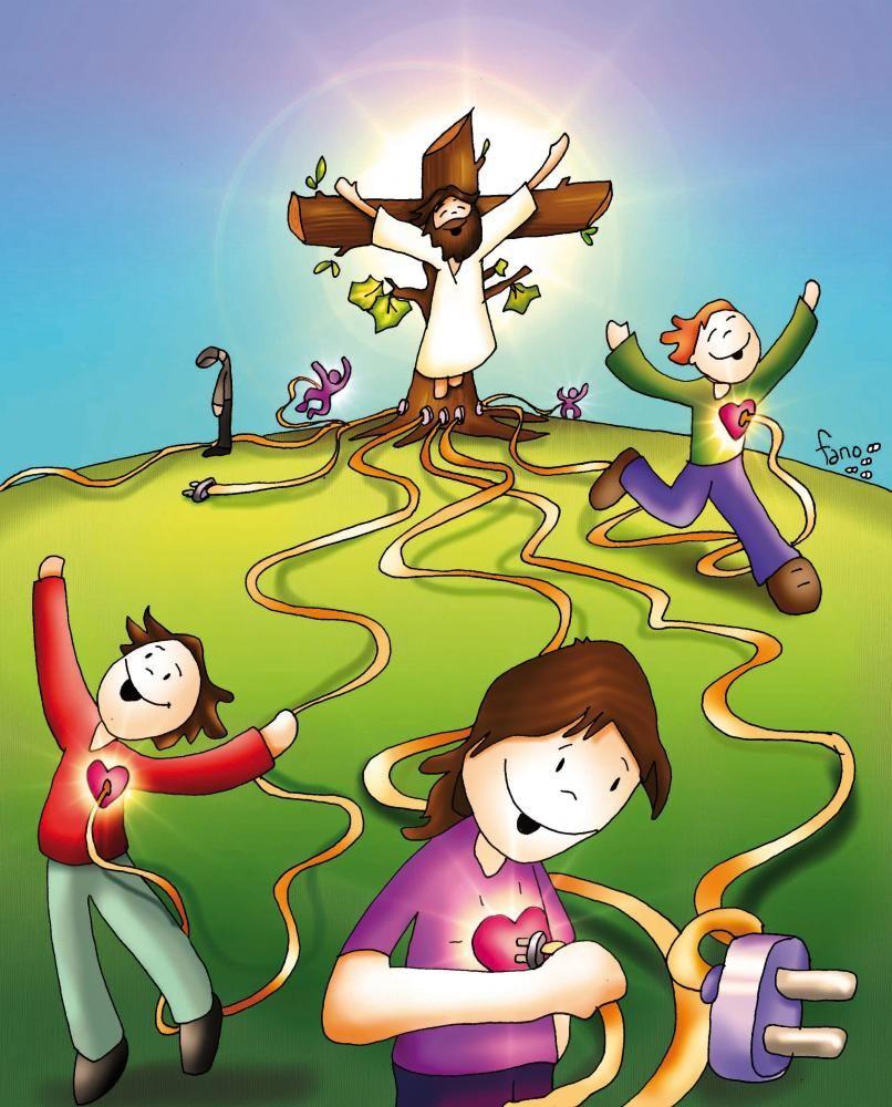 Dibujos De Fano En Color Diocesis De Malaga Portal De La Iglesia Catolica De Malaga Historias De La Biblia Para Ninos Dibujos De Jesus Biblia Para Ninos