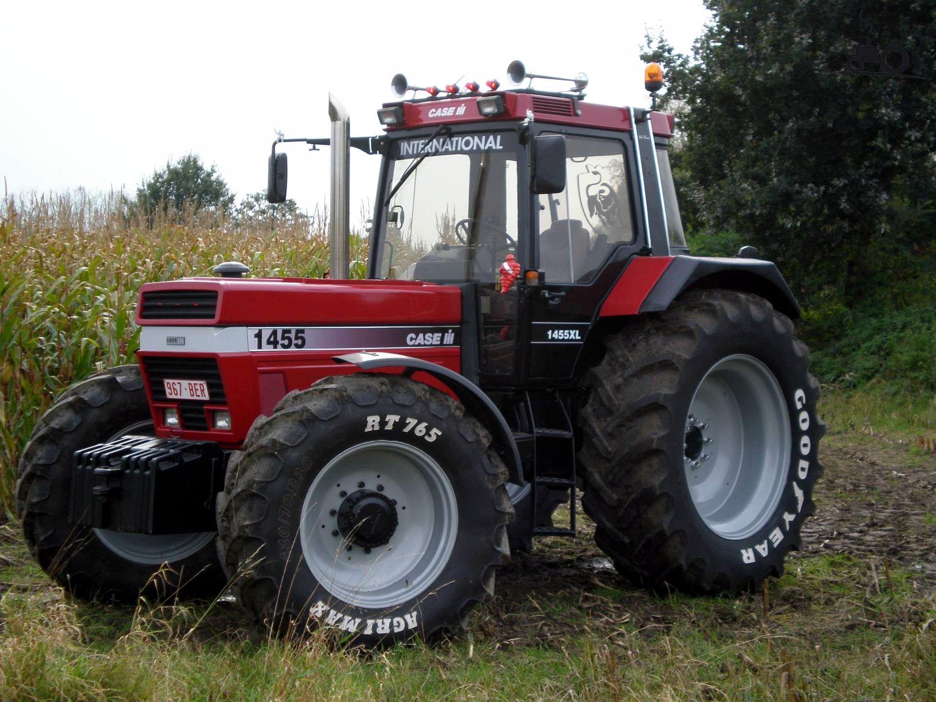 Case Ih 1455xl Tracteur Vehicule