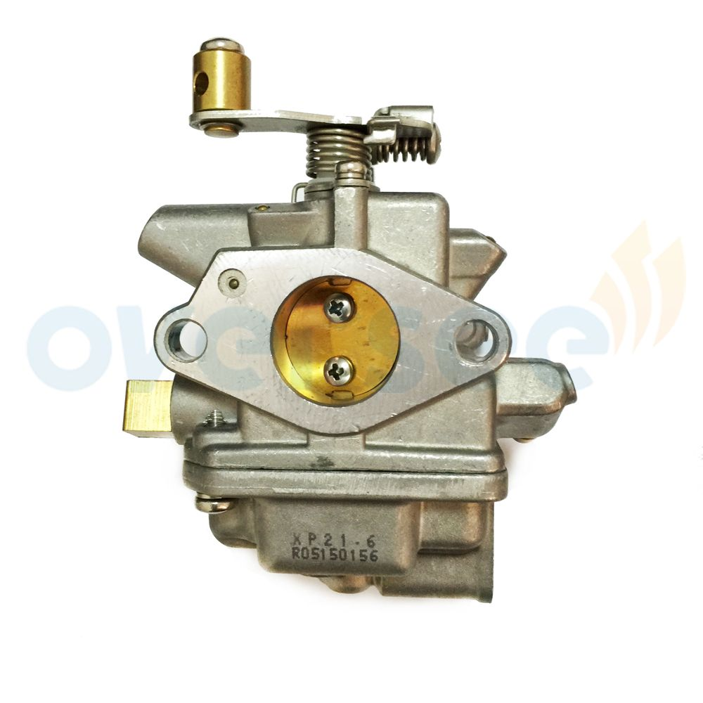 6bv 14301 11 Carburetor Assy For Yamaha 4hp 5hp 4 Stroke
