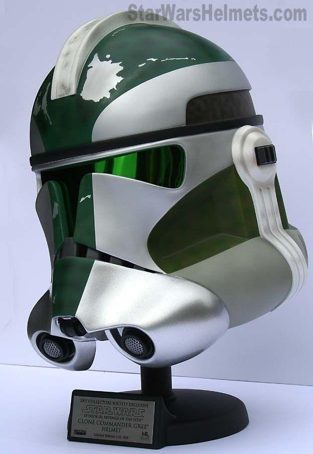 Master Replicas Clone Trooper Helmets & Master Replicas Clone Trooper Helmets | Clones | Pinterest | Clone ...