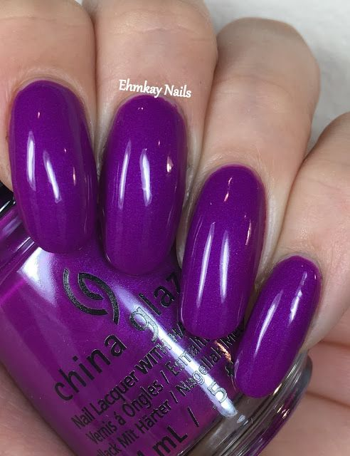 China Glaze Summer Reign Collection, Swatches and Review | China ...