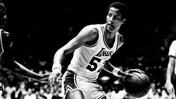 b98e95b9f Jamaal Wilkes from U.C.L.A. played for the ShowTime L.A. Lakers among other  teams and was inducted into the Naismith Memorial Basketball Hall of Fame  with ...
