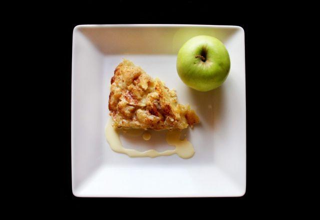 Todella hyvä ja nopea omenapiirakka
