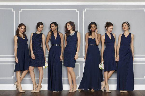 New York and Company Bridesmaid dresses
