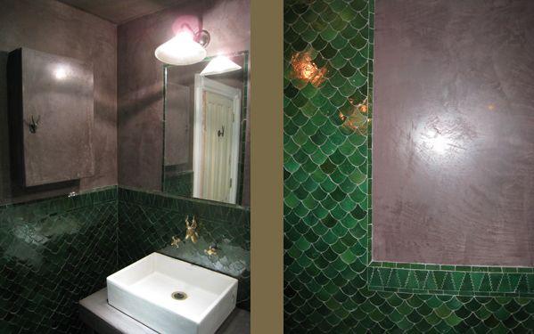 Bathroom 2009 - Tadelakt
