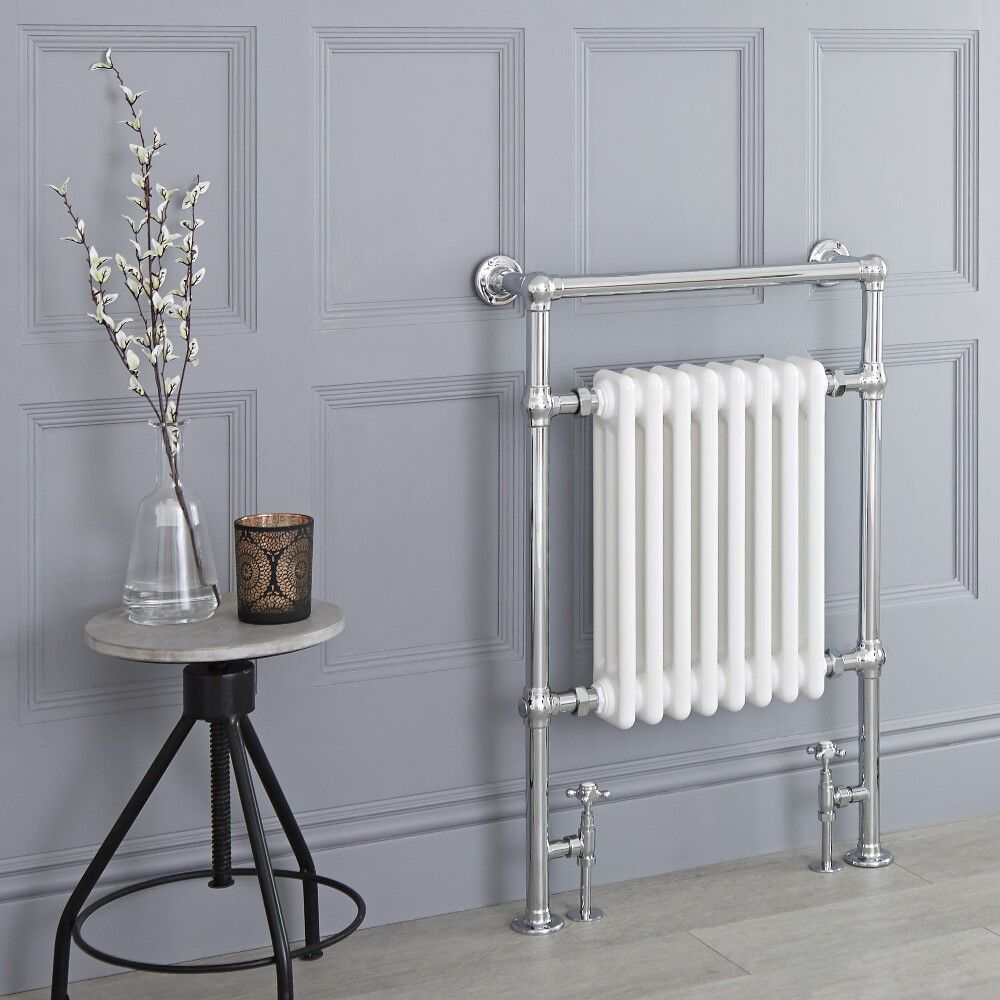 Marquis Traditional Hydronic Heated Towel Warmer 36 75 X 24 5 Towel Rail Heated Towel Rail Heated Towel