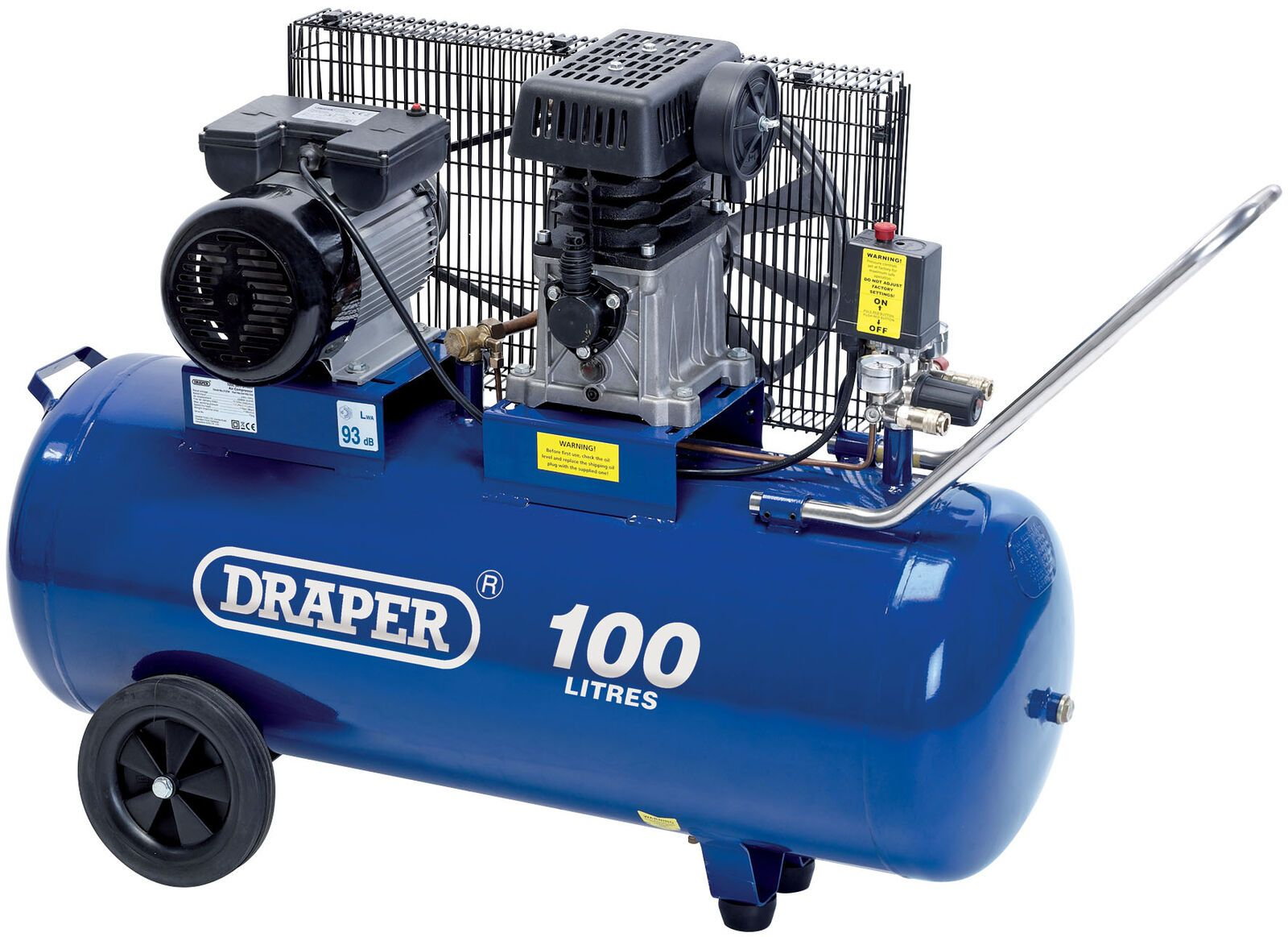 Belt Driven Air Compressor in 2020 Belt drive