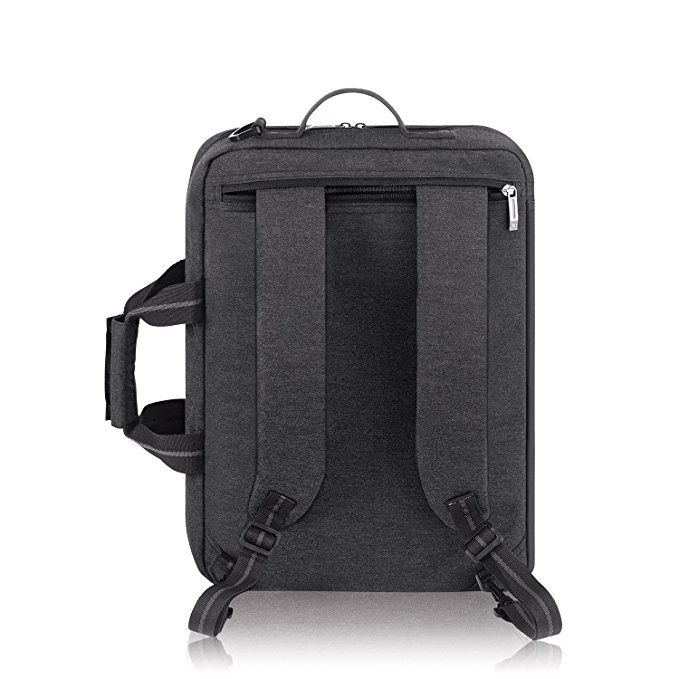 e315f55a5d34 Amazon.com | SOLO UBN310 15.6-Inch Laptop Hybrid Briefcase Backpack ...