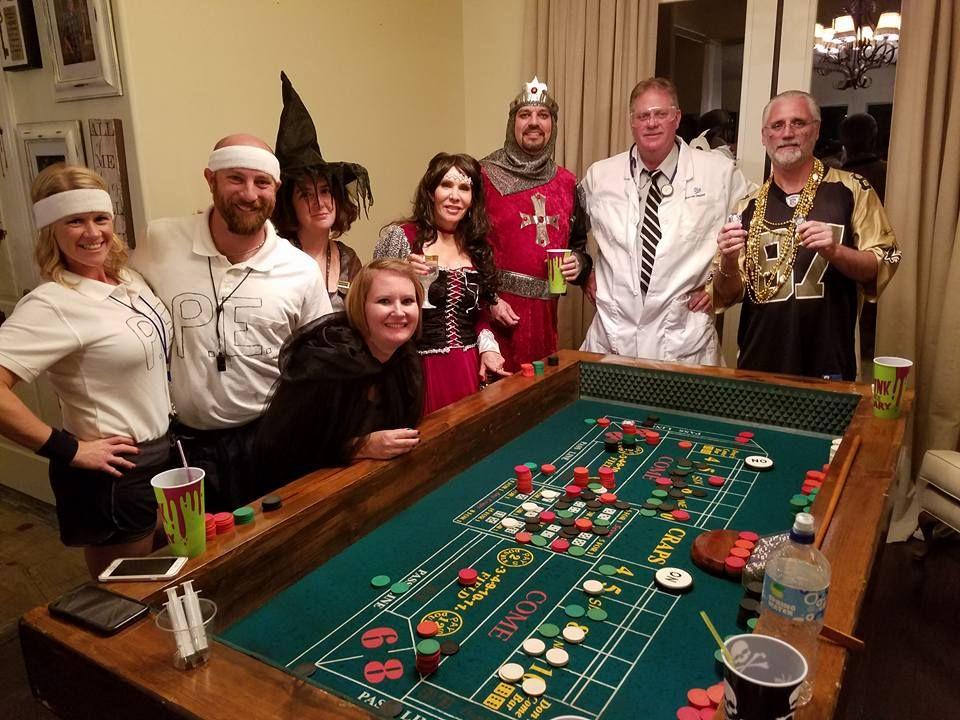 casino halloween parties