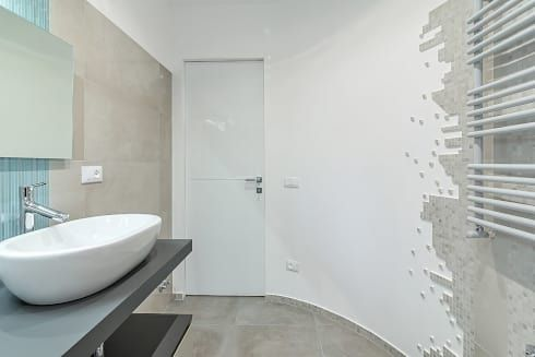 Rinnovare Bagno ~ Bagno patronale bagno in stile in stile moderno di facile